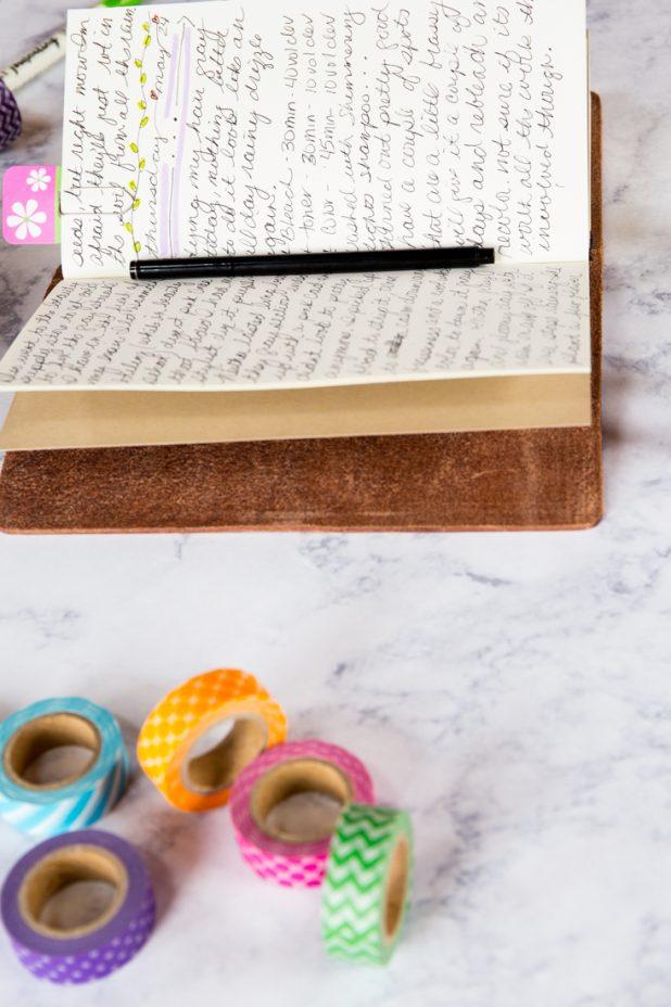 Travelers Journal Diary