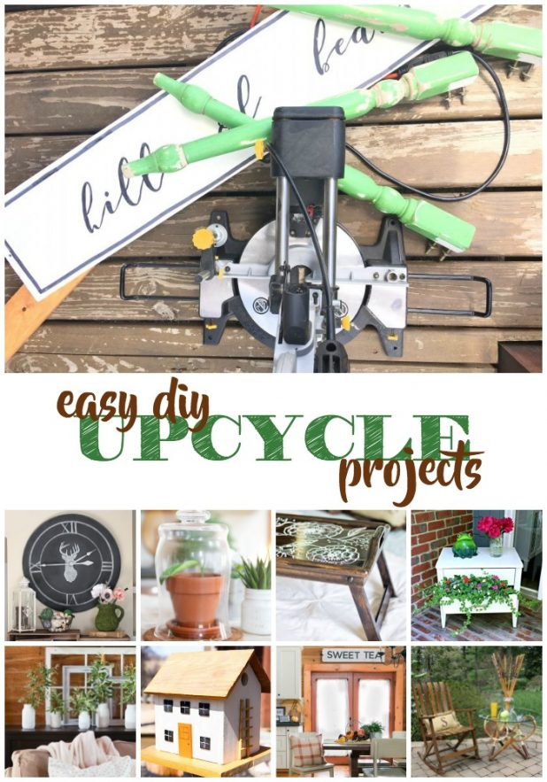 Easy DIY Upcycle Projects Anyone Can Do