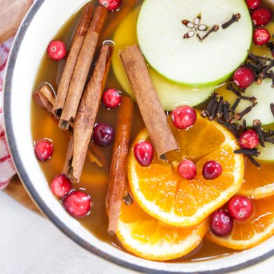 Fall Harvest Simmer Pot | Make Your Home Smell Amazing