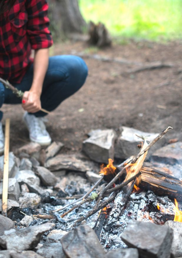 How To Remove The Smell of Smoke From a Campfire From Your Clothes Without Having To Wash Them