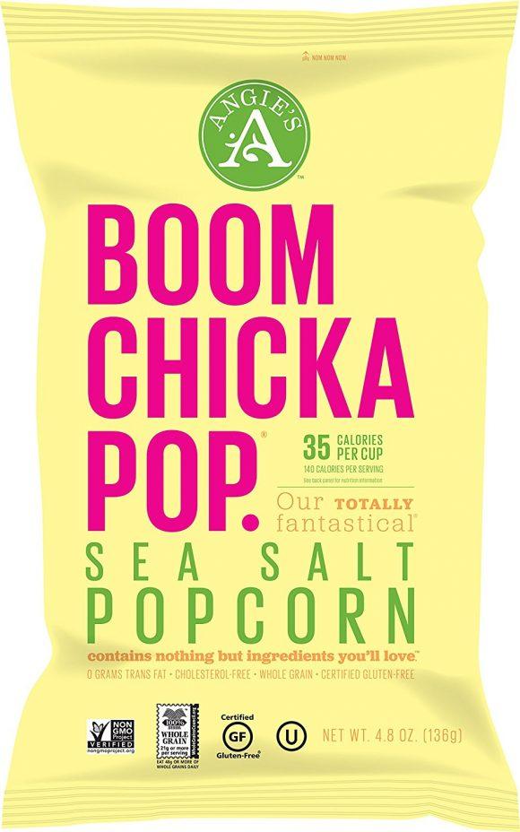 Boom Chicka Pop Popcorn