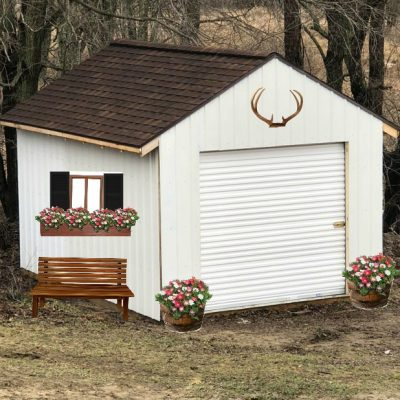 Toy Shed Build Part 2