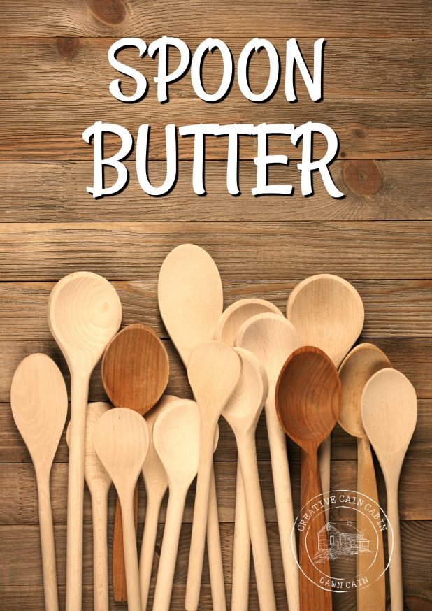 How to Make Your Own Spoon Butter For Seasoning Wooden Spoons and Bowls