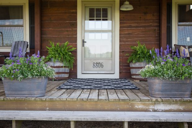 Flower Container Ideas For Curb Appeal