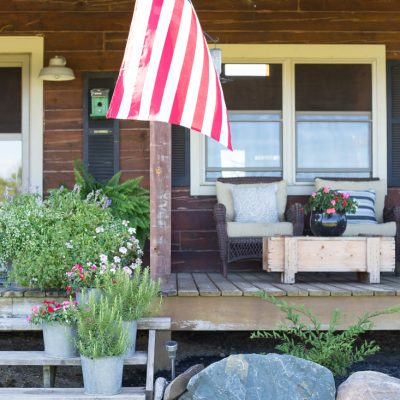 How To Customize A Flagpole To Match Your Homes Exterior