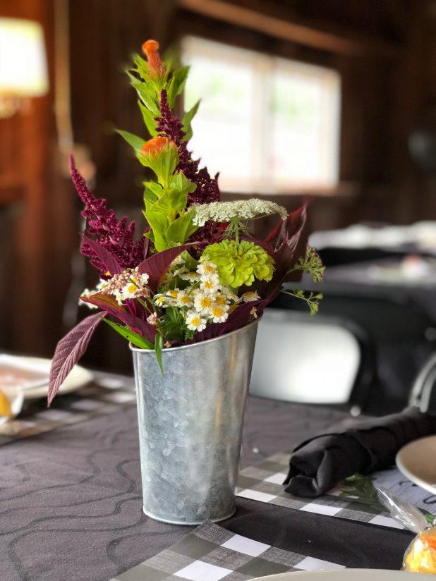 Rustic Flower Bouquet