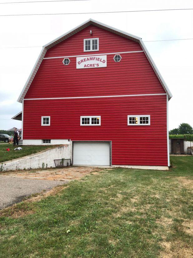 Dreamfield Acres Barn, Farm To Table Event