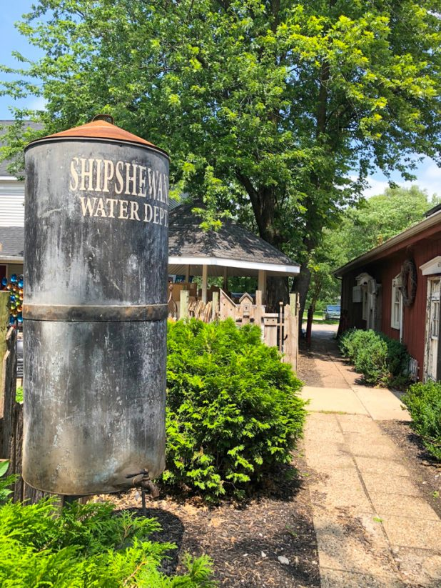 Shipshewana Rustic Water Tower