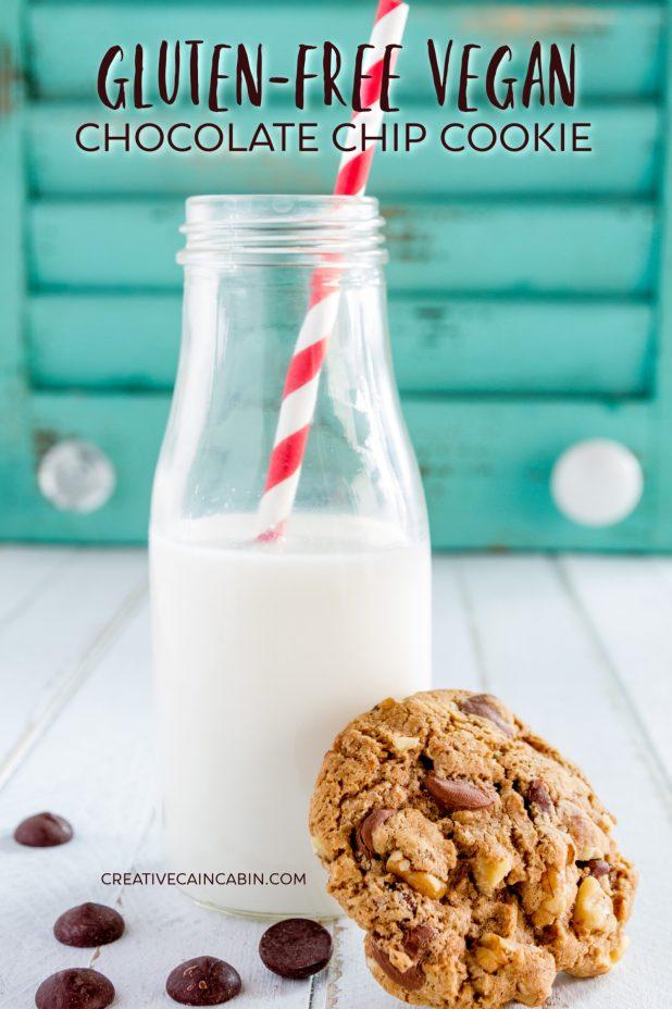 Gluten Free, Vegan Chocolate Chip Cookie Recipe