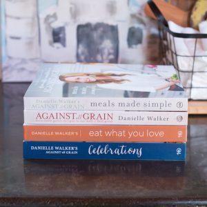 Cookbooks, Almond Milk and Instapot