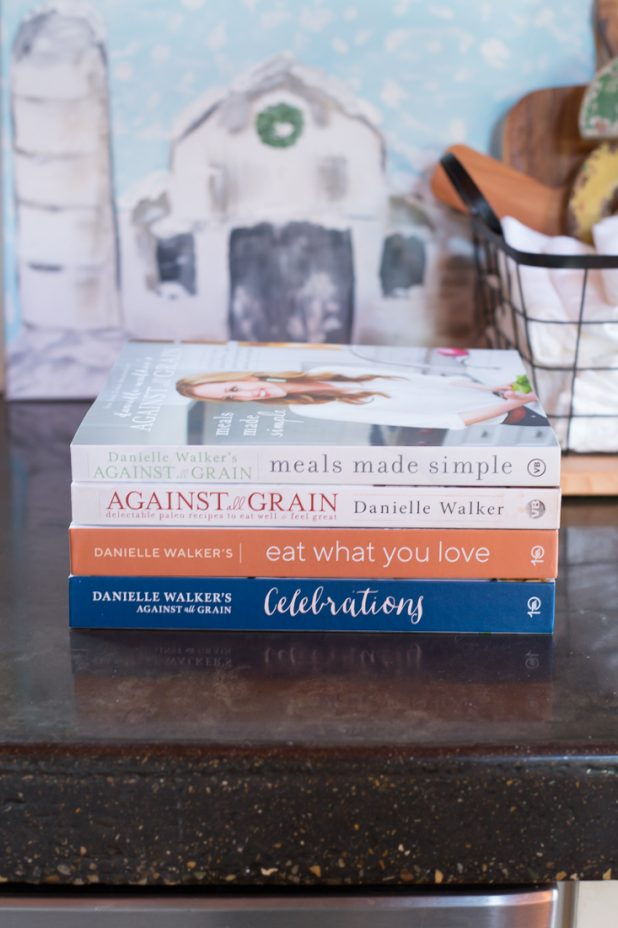Favorite Paleo Cookbooks