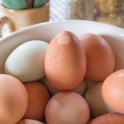 Farm Fresh Eggs Made With Love
