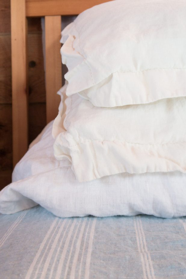 Linen Bedding, Farmhouse Linen, Vintage Linen, Sewing With Linen