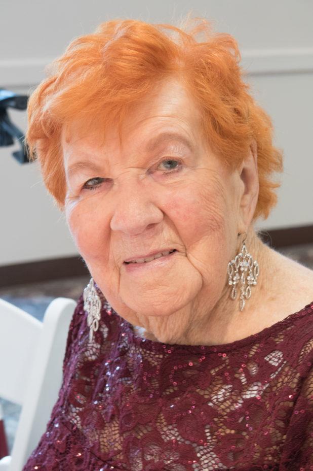 Gram Red 100th Birthday