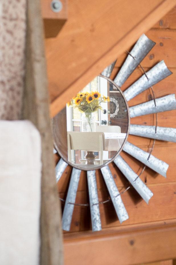 Farmhouse Mirror Decor