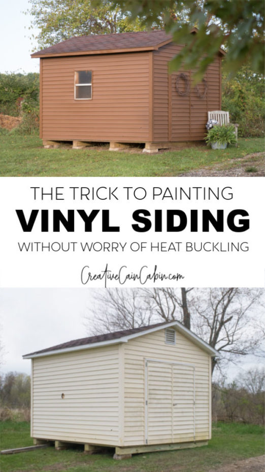 Painting Vinyl Siding With Special Formulate Paint, Painted DIY Chicken Coop, Rustic Chicken Coop, Rustic Shed, Dark Brown Painted Vinyl Siding, Painting Vinyl Siding With a Paint Sprayer