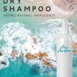 Make Your Own Dry Shampoo With Natural Ingredients