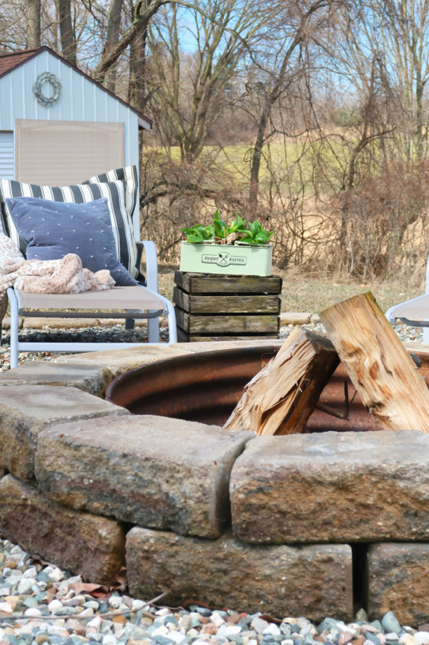 How to Start A Campfire or Fire Pit The Easy Way