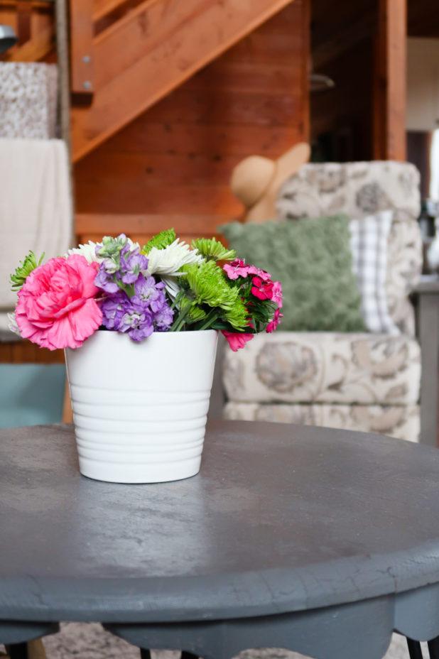 Simple Spring Floral Bouquet