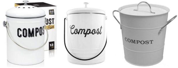 Countertop Compost Bins
