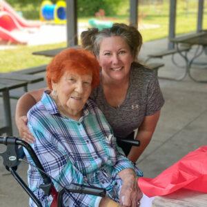 Happy 101 Birthday Grama Red