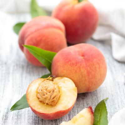 Farm Fresh Peaches Make The Best Cobbler