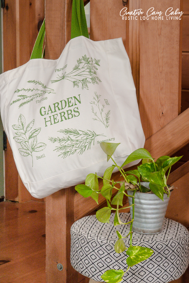 How To Hide A Birdseed Bag, Green Painted Door, Log Home, Rustic Decor