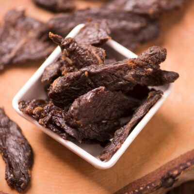 Venison Jerky Original Recipe