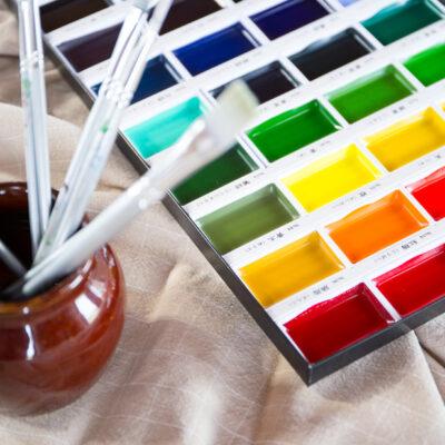Creating A Small Art Studio