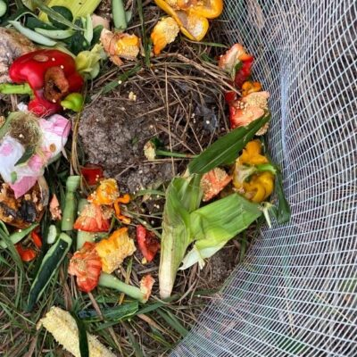 My DIY Compost Bin, My Store Bought One Gave Way