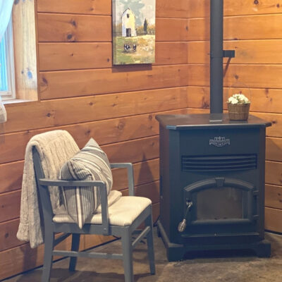 How to Cut Down on Heating Costs With A Pellet Stove
